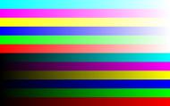 平滑色阶(1680×1050像素)