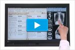 Multitouch Clinical Review Monitor