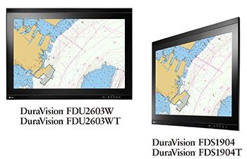 DuraVision FDU2603W, FDU2603WT, FDS1904, FDS1904T